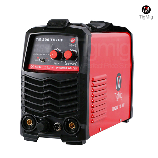 tig inverter with high frequency start 200 amp tigmig
